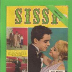 Tebeos: SISSI Nº 127 - REVISTA FEMENINA - SAL MINEO. - BRUGUERA. (1960).. Lote 133816598