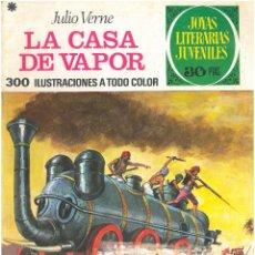 Tebeos: JOYAS LITERARIAS JUVENILES Nº 134. C-9. Lote 133825458