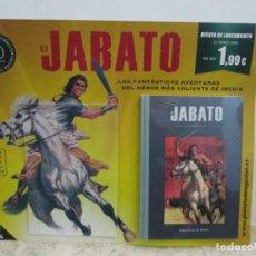Tebeos: EL JABATO - COLECCIONABLE Nº 1 - BLISTER COMPLETO - PLANETA DEAGOSTINI. Lote 133894210