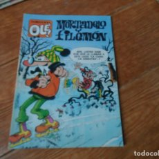 Tebeos: COLECCION OLÉ Nº 288 - MORTADELO Y FILEMON 2 ª EDICIÓN EDICIONES B 1991. Lote 134017506