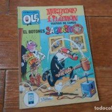 Tebeos: COLECCION OLE Nº 300 MORTADELO Y FILEMON - - ED. B 1989 1ª EDICION . Lote 134056394