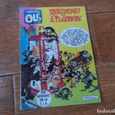 Tebeos: COLECCION OLÉ Nº 203- MORTADELO Y FILEMON 3 ª EDICIÓN EDITORIAL BRUGUERA 1985. Lote 134056458