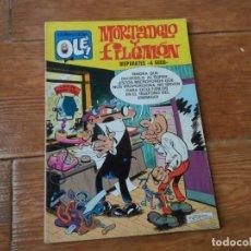Tebeos: COLECCION OLE Nº 90 MORTADELO Y FILEMON - EDITORIAL BRUGUERA - 5ª EDICION 1982. Lote 134056622
