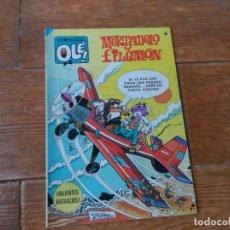 Tebeos: COLECCION OLE Nº 213 MORTADELO Y FILEMON - EDITORIAL BRUGUERA - 2ª EDICION 1986. Lote 134056638