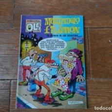 Tebeos: COLECCION OLE Nº 89 MORTADELO Y FILEMON - EDITORIAL BRUGUERA - 5 ª EDICION 1982. Lote 134056690