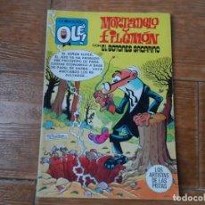 Tebeos: COLECCION OLE Nº 233 MORTADELO Y FILEMON - EDITORIAL BRUGUERA - 1 ª EDICION 1981. Lote 134056818