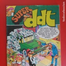 Tebeos: SUPER DDT Nº 83. Lote 134072258