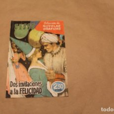 Tebeos: SISSI Nº 83, SELECCIÓN DE NOVELAS GRÁFICAS, EDITORIAL BRUGUERA. Lote 134079738