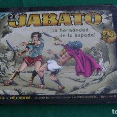 Tebeos: EL JABATO LA HERMANDAD DE LA ESPADA CJ 6. Lote 134136018