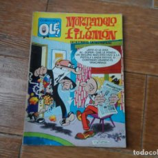 Tebeos: COLECCION OLE Nº 88 MORTADELO Y FILEMON - EDITORIAL BRUGUERA - 1 ª EDICION 1973 . Lote 134137086