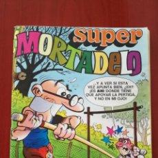 Tebeos: SUPER MORTADELO N°50. Lote 134185677