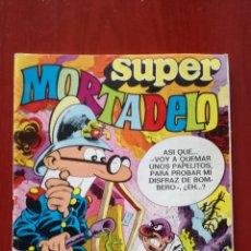 Tebeos: SUPER MORTADELO N°17. Lote 134187846