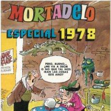 Tebeos: MORTADELO ESPECIAL 1978 Nº 29. C-9. Lote 134195946