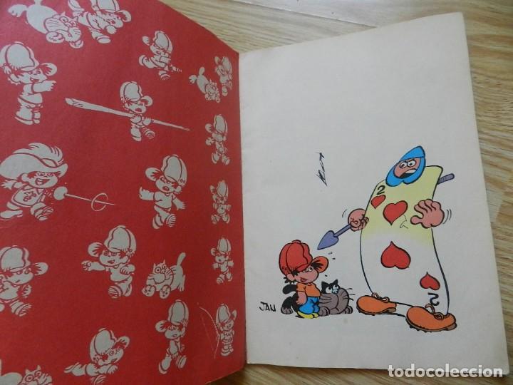 Tebeos: Pulgarcito En el país de la fantasía colección OLE 1ª edición 1981 Bruguera de JAN Super Lopez - Foto 7 - 134206726