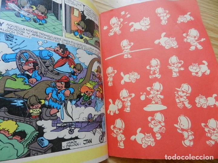 Tebeos: Pulgarcito En el país de la fantasía colección OLE 1ª edición 1981 Bruguera de JAN Super Lopez - Foto 8 - 134206726