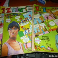 Tebeos: LILY, REVISTA JUVENIL FEMENINA, LOTE DE 26 NUMEROS, LEER DESCRIPCION. Lote 134220354
