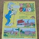 Tebeos: TELE COLOR Nº 149 (BRUGUERA 1966). Lote 134271878