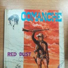 Tebeos: COMANCHE RED DUST (CARTONE) (JET). Lote 134308234