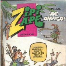 Giornalini: ZIPI ZAPE ESPECIAL DE ABRIGO Nº 146. C-9. Lote 134374298