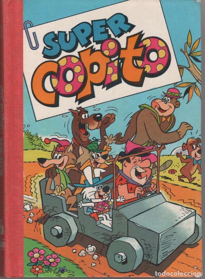 SUPER COPITO Nº 4 1ª EDICIÓN.MAYO 1981 294 PÁGINAS EDITORIAL BRUGUERA S. A. FN114 (Tebeos y Comics - Bruguera - Otros)