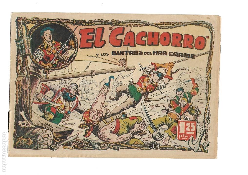 Tebeos: El Cachorro Año 1951 Colección Completa son 213 Tebeos + Almanaque para 1957 son Originales - Foto 8 - 134456154