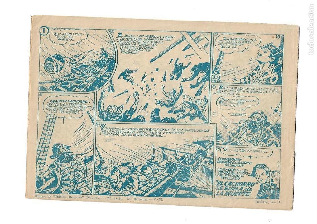 Tebeos: El Cachorro Año 1951 Colección Completa son 213 Tebeos + Almanaque para 1957 son Originales - Foto 9 - 134456154