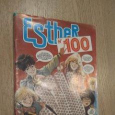 Tebeos: ESTHER N° 100. 1981. BRUGUERA. Lote 134499014