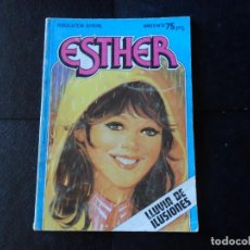 Tebeos: ESTHER Nº 21 EDITORIAL BRUGUERA 1983 . Lote 134712914