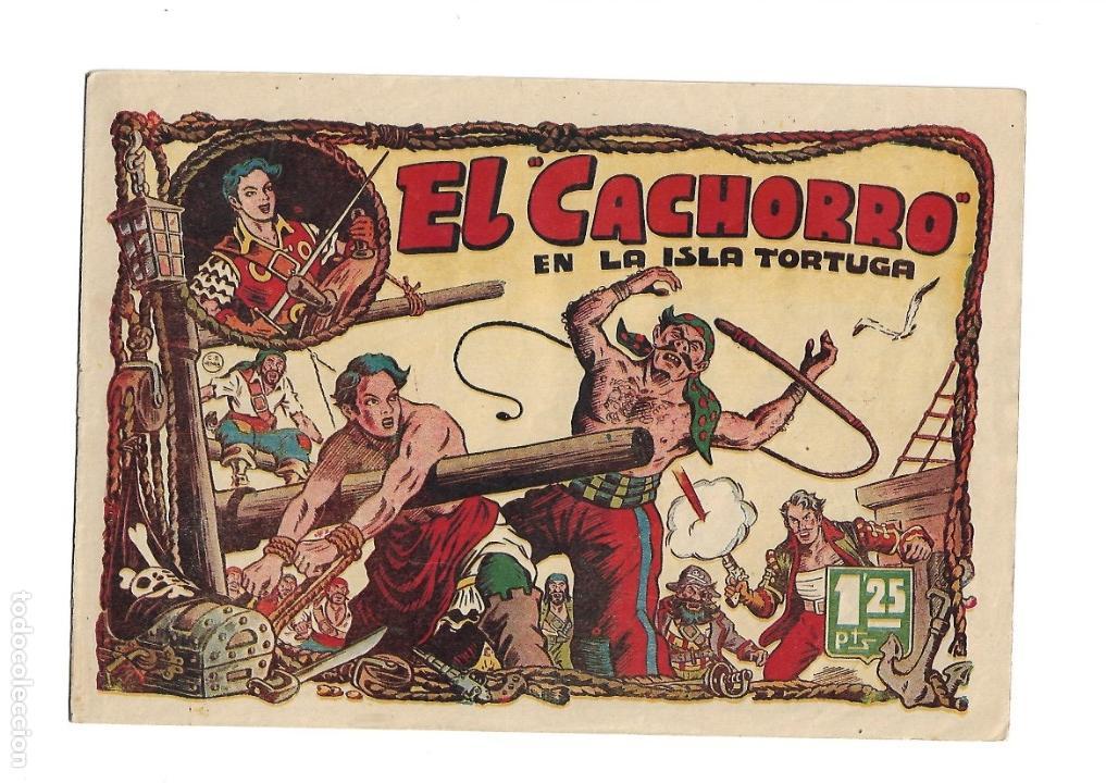 Tebeos: El Cachorro Año 1951 Colección Completa son 213 Tebeos + Almanaque para 1957 son Originales - Foto 17 - 134456154
