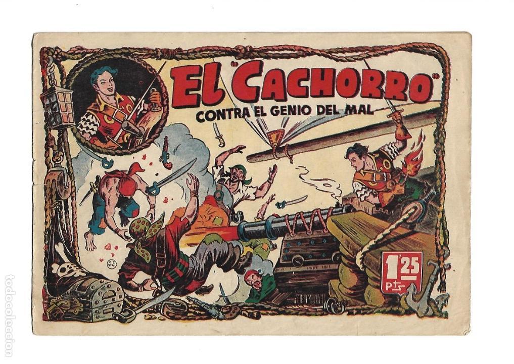 Tebeos: El Cachorro Año 1951 Colección Completa son 213 Tebeos + Almanaque para 1957 son Originales - Foto 15 - 134456154