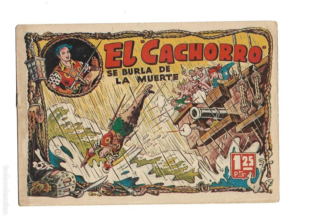 Tebeos: El Cachorro Año 1951 Colección Completa son 213 Tebeos + Almanaque para 1957 son Originales - Foto 13 - 134456154