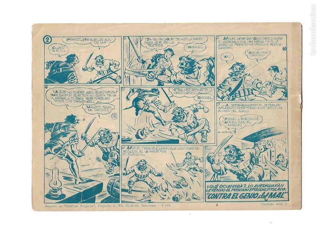 Tebeos: El Cachorro Año 1951 Colección Completa son 213 Tebeos + Almanaque para 1957 son Originales - Foto 14 - 134456154