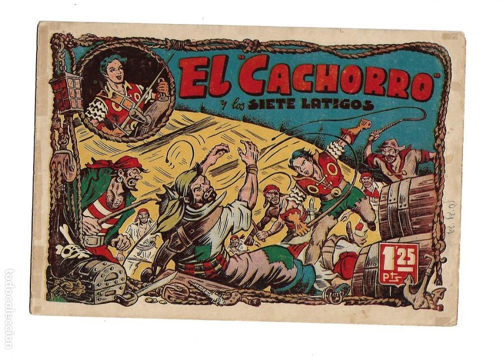 Tebeos: El Cachorro Año 1951 Colección Completa son 213 Tebeos + Almanaque para 1957 son Originales - Foto 20 - 134456154