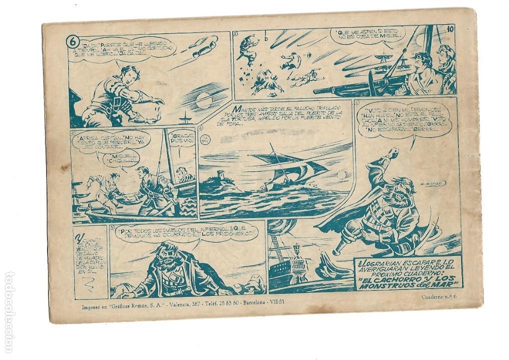 Tebeos: El Cachorro Año 1951 Colección Completa son 213 Tebeos + Almanaque para 1957 son Originales - Foto 23 - 134456154