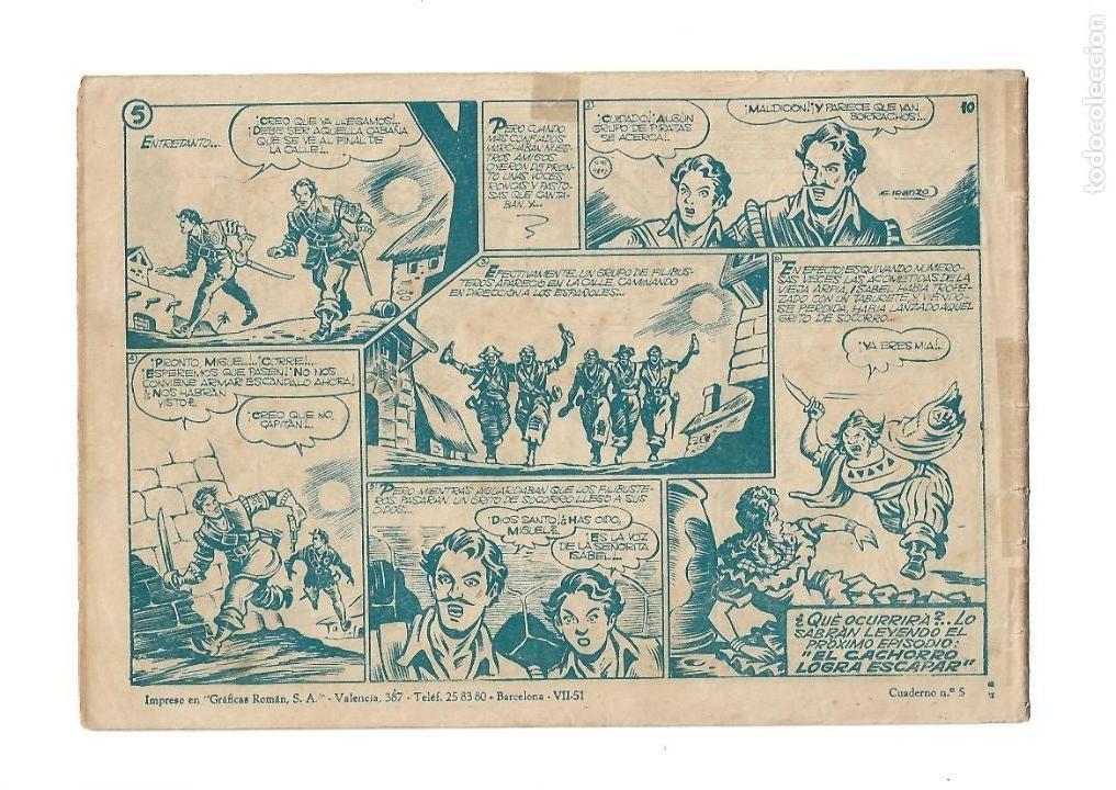 Tebeos: El Cachorro Año 1951 Colección Completa son 213 Tebeos + Almanaque para 1957 son Originales - Foto 21 - 134456154