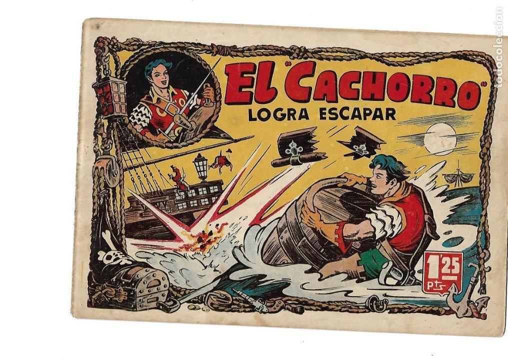 Tebeos: El Cachorro Año 1951 Colección Completa son 213 Tebeos + Almanaque para 1957 son Originales - Foto 22 - 134456154