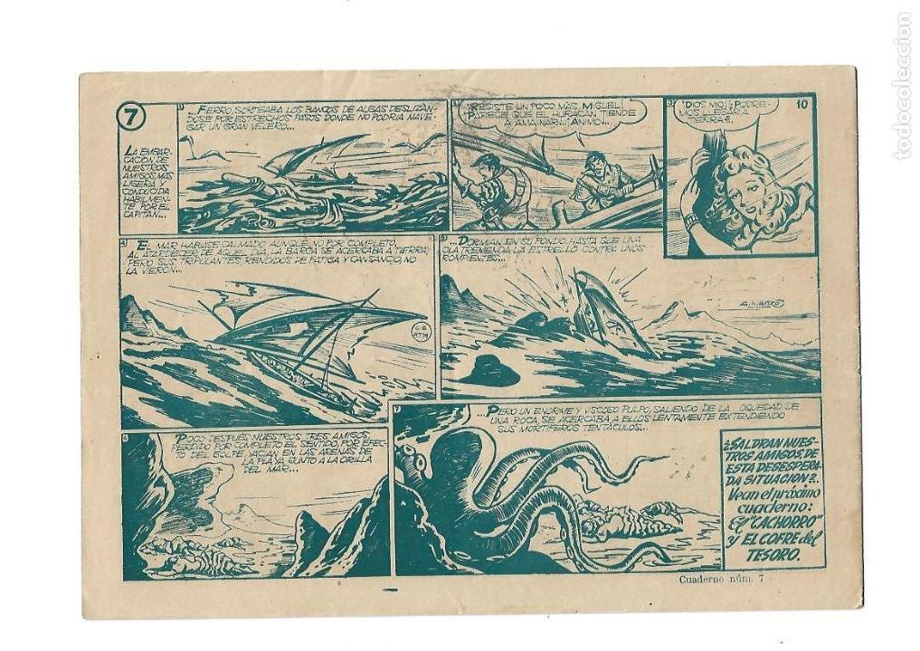 Tebeos: El Cachorro Año 1951 Colección Completa son 213 Tebeos + Almanaque para 1957 son Originales - Foto 25 - 134456154
