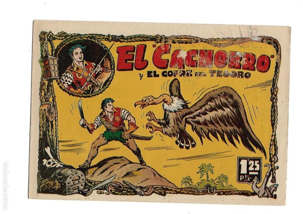 Tebeos: El Cachorro Año 1951 Colección Completa son 213 Tebeos + Almanaque para 1957 son Originales - Foto 26 - 134456154
