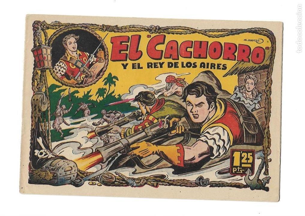 Tebeos: El Cachorro Año 1951 Colección Completa son 213 Tebeos + Almanaque para 1957 son Originales - Foto 28 - 134456154