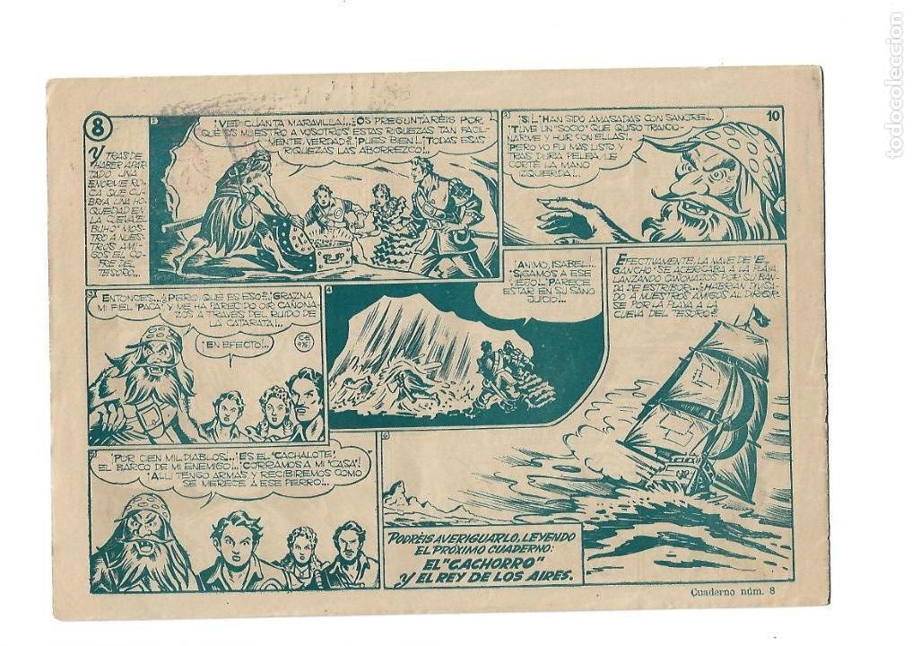 Tebeos: El Cachorro Año 1951 Colección Completa son 213 Tebeos + Almanaque para 1957 son Originales - Foto 27 - 134456154
