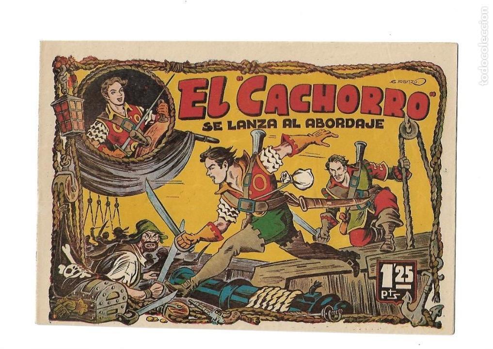 Tebeos: El Cachorro Año 1951 Colección Completa son 213 Tebeos + Almanaque para 1957 son Originales - Foto 30 - 134456154