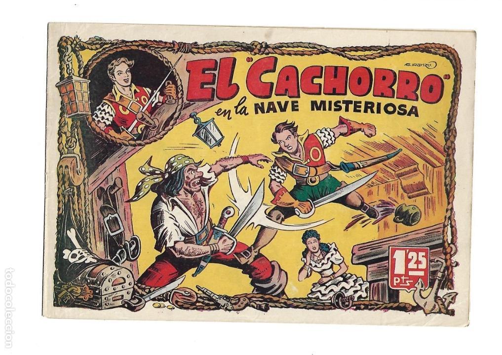 Tebeos: El Cachorro Año 1951 Colección Completa son 213 Tebeos + Almanaque para 1957 son Originales - Foto 32 - 134456154
