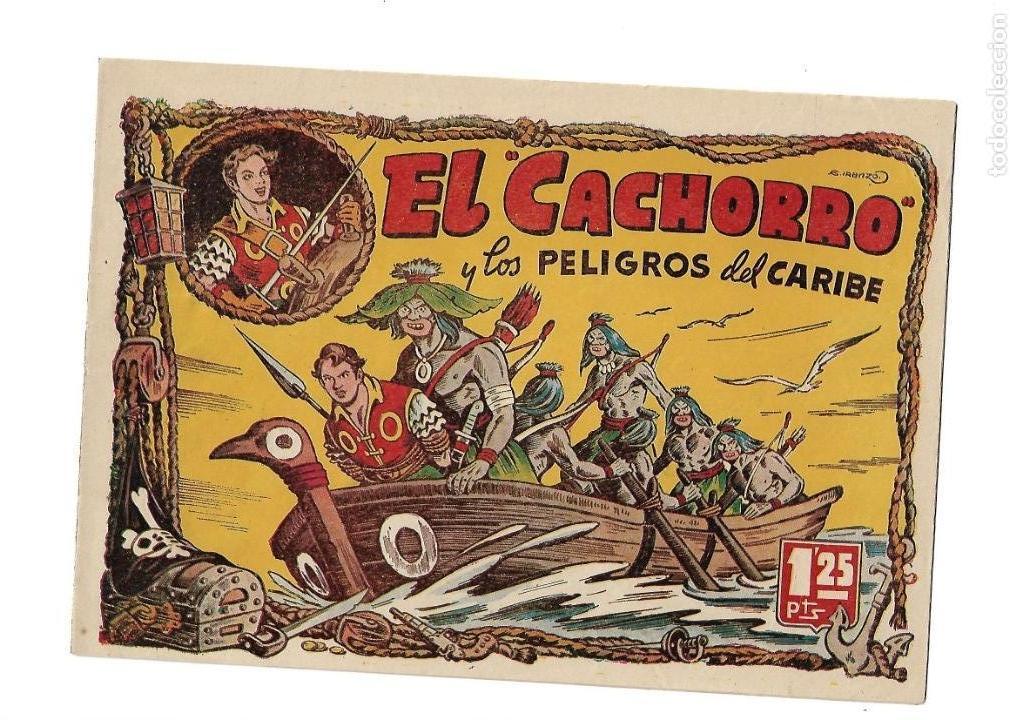 Tebeos: El Cachorro Año 1951 Colección Completa son 213 Tebeos + Almanaque para 1957 son Originales - Foto 34 - 134456154