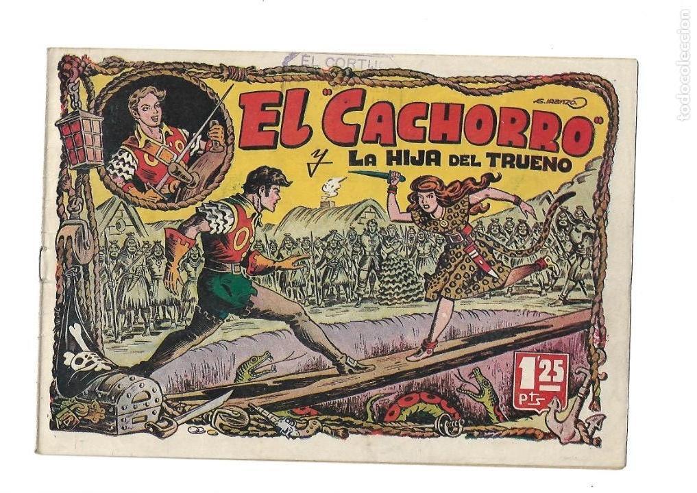 Tebeos: El Cachorro Año 1951 Colección Completa son 213 Tebeos + Almanaque para 1957 son Originales - Foto 36 - 134456154