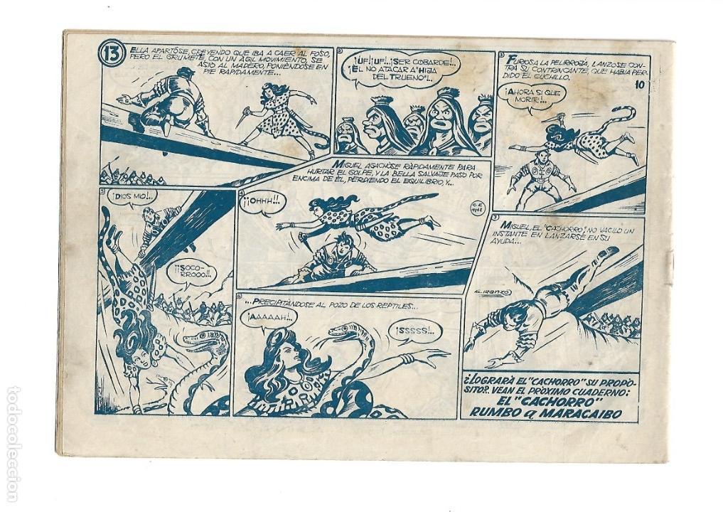 Tebeos: El Cachorro Año 1951 Colección Completa son 213 Tebeos + Almanaque para 1957 son Originales - Foto 37 - 134456154