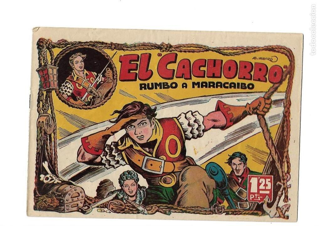 Tebeos: El Cachorro Año 1951 Colección Completa son 213 Tebeos + Almanaque para 1957 son Originales - Foto 38 - 134456154