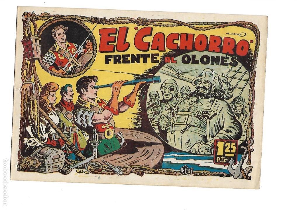 Tebeos: El Cachorro Año 1951 Colección Completa son 213 Tebeos + Almanaque para 1957 son Originales - Foto 40 - 134456154