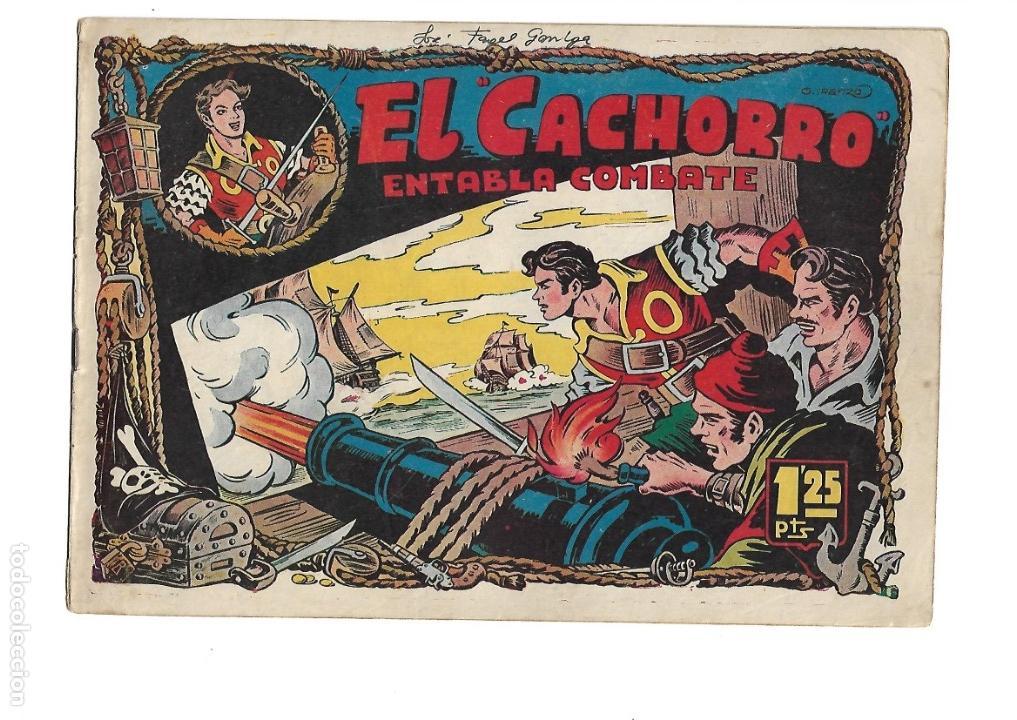 Tebeos: El Cachorro Año 1951 Colección Completa son 213 Tebeos + Almanaque para 1957 son Originales - Foto 42 - 134456154