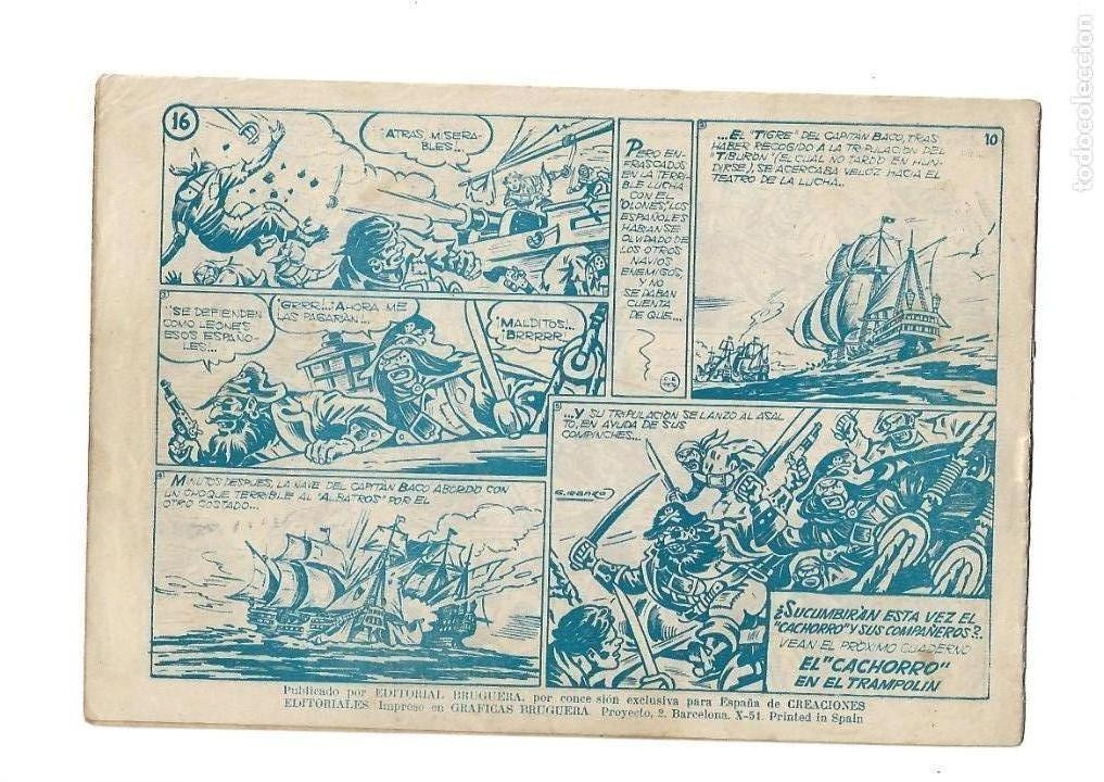 Tebeos: El Cachorro Año 1951 Colección Completa son 213 Tebeos + Almanaque para 1957 son Originales - Foto 43 - 134456154