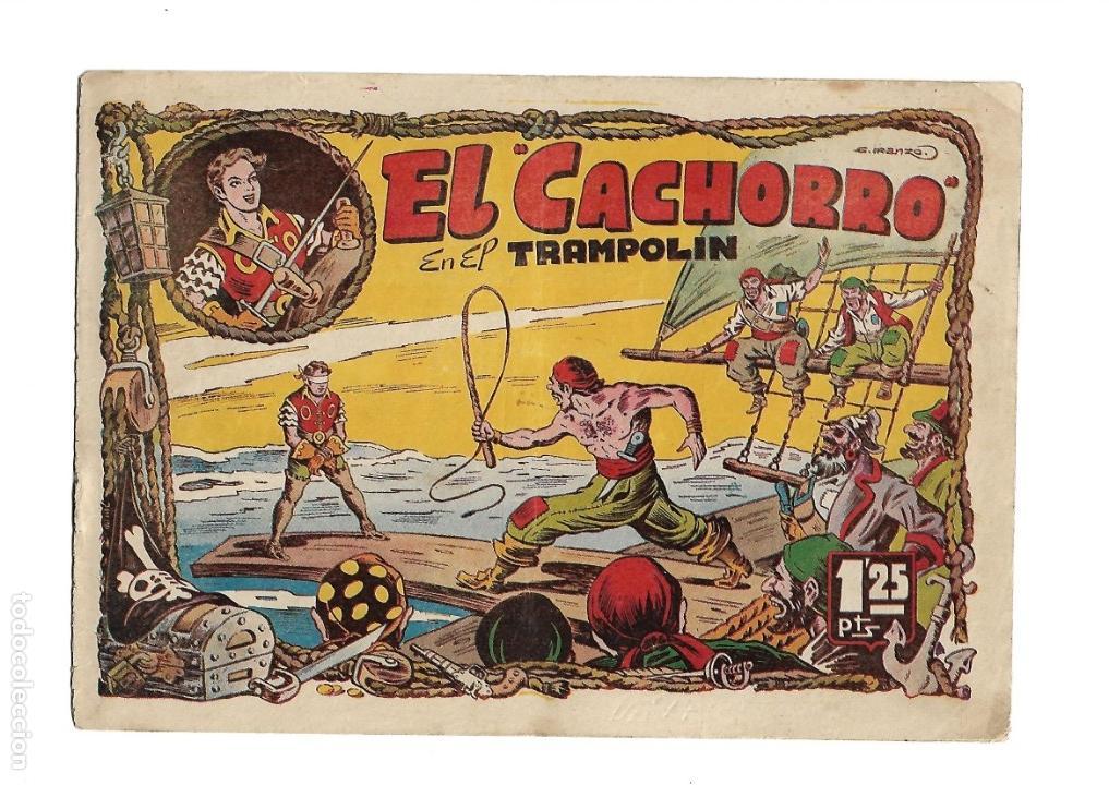 Tebeos: El Cachorro Año 1951 Colección Completa son 213 Tebeos + Almanaque para 1957 son Originales - Foto 44 - 134456154